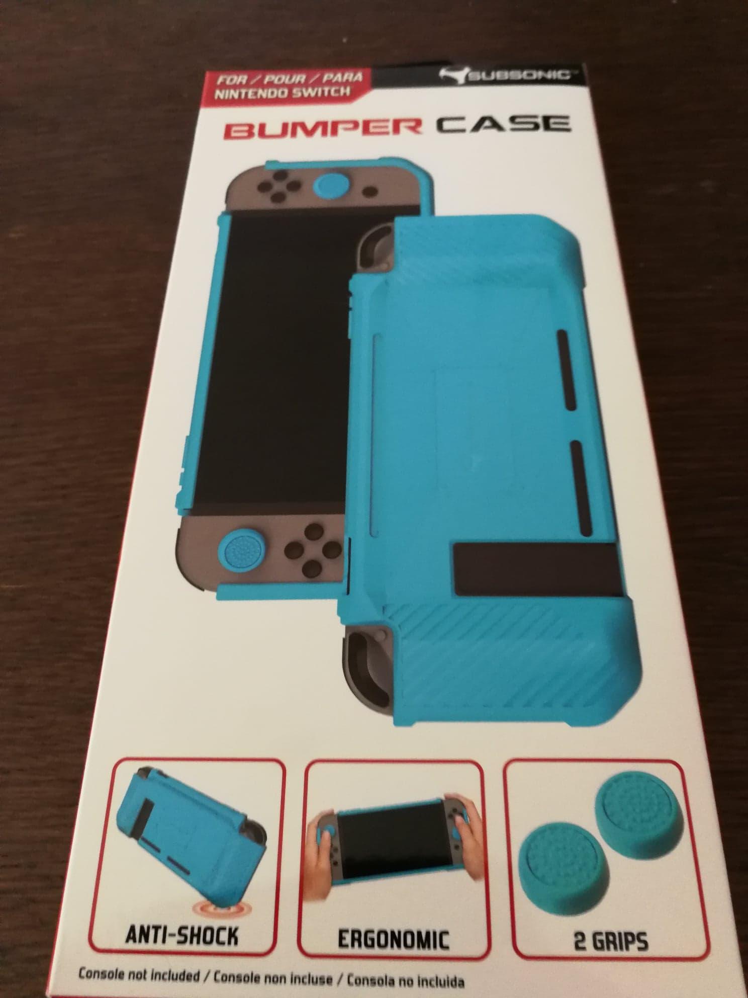 Emballage du Bumper Case
