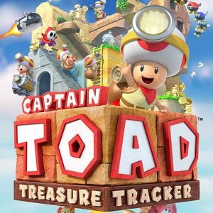 Captain Toad Nintendo Switch