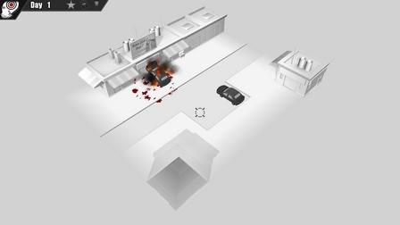 Graphismes de Kill the Bad Guy