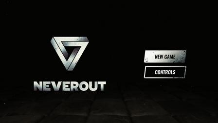 Écran titre de Neverout