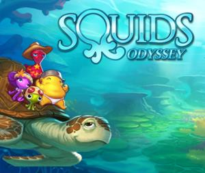 Squid Odyssey Logo