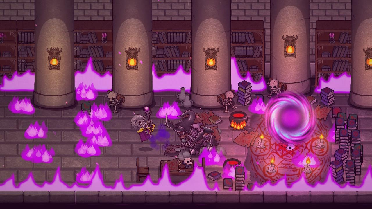 Scène d'introduction de Lost Castle