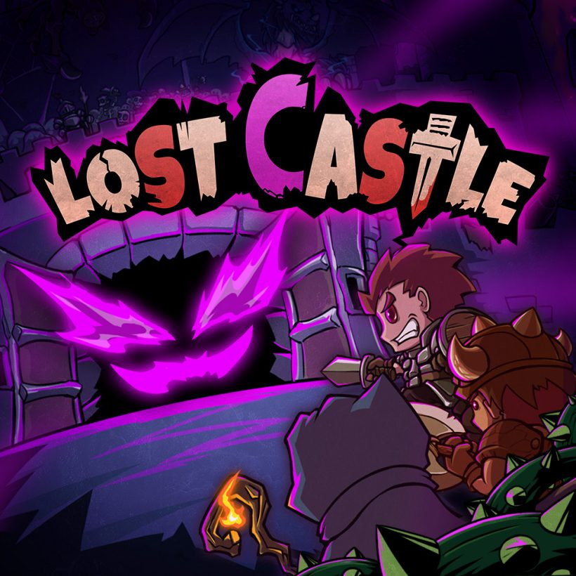Lost Castle miniature