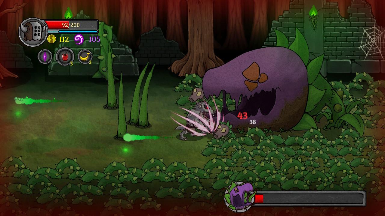 Les effets des potions dans Lost Castle