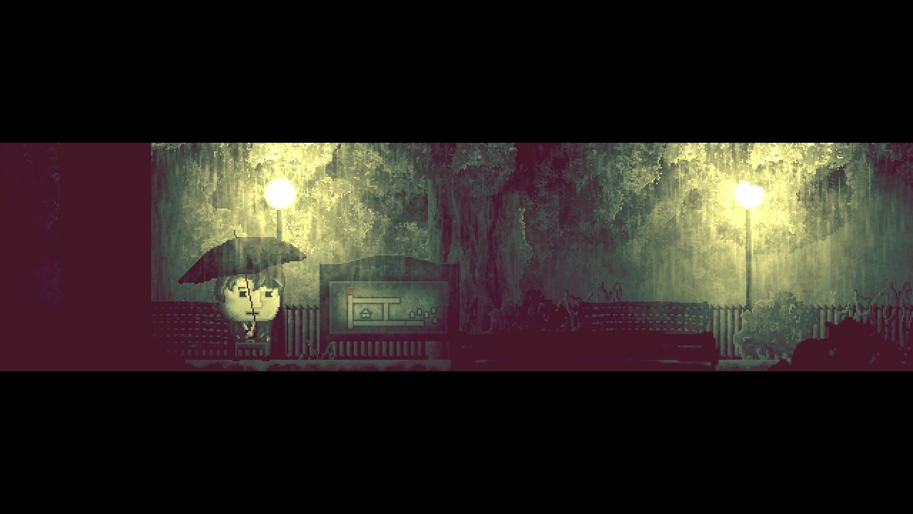 Jeux de lumière dans Distraint : Deluxe Edition