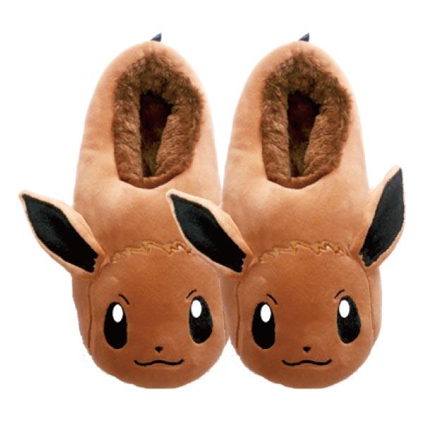 Pantoufles Pikachu Evoli Pokémon