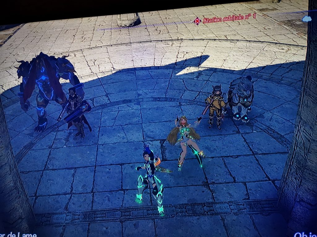 Glitch Xenoblade Chronicles 2