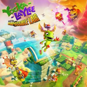 Test : Yooka-Laylee and the Impossible Lair sur Nintendo Switch
