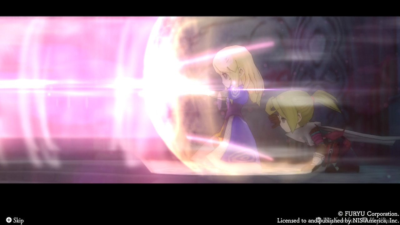 Les cinématiques retravaillées dans The Alliance Alive HD Remastered
