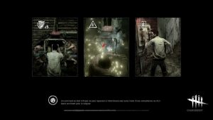 Les principales actions du survivant dans Dead by Daylight