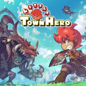 Icone du jeu LittleTown Hero sur Nintendo Switch