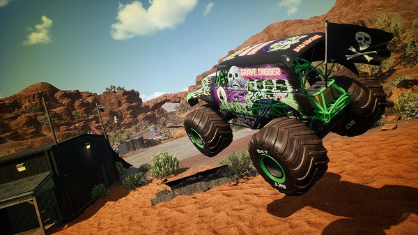 Monster jam screenshot 1