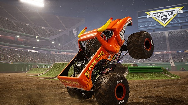 Monster jam screenshot 2