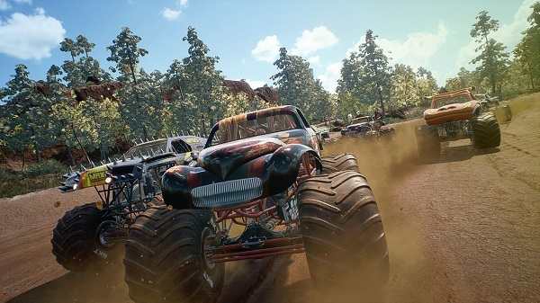 Monster jam screenshot 3