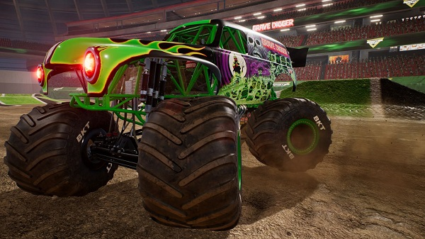 Monster jam screenshot 6