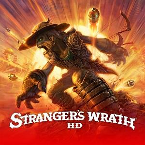 Oddworld Stranger's Wrath logo nintendo switch