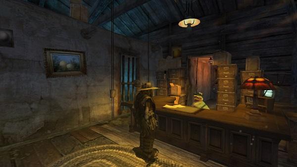 Oddworld Stranger's Wrath screenshot 4
