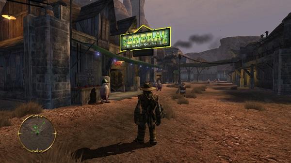 Oddworld Stranger's Wrath hd screenshot 5