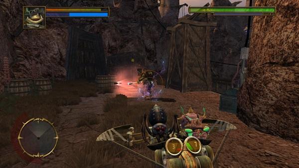 Oddworld Stranger's Wrath screenshot 6