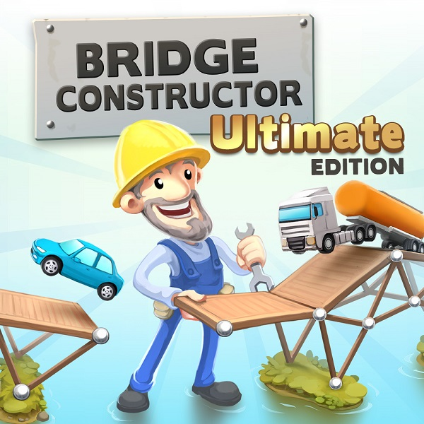 Bridge Constructor Ultimate Edition logo