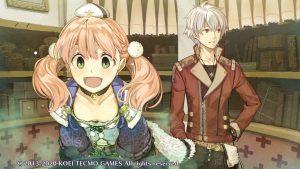Un des nombreux artworks illustrant le jeu