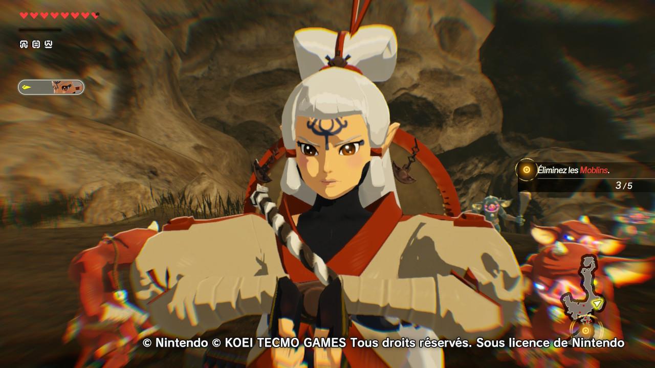 Test Hyrule Warriors L Ere Du Fleau Sur Nintendo Switch Nintend Alerts