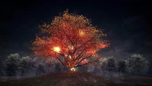 L'arbre maudit