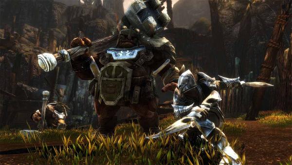 Kingdoms of Amalur gameplay