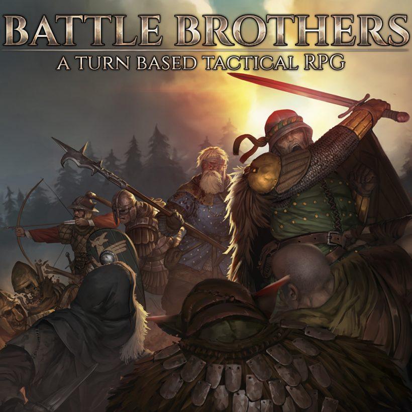 Test de Battle Brothers sur Nintendo Switch
