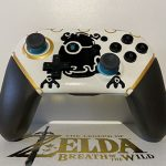 Test manette customisée Terrako Hyrule Warriors