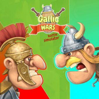 Test : Gallic Wars Battle Simulator sur Nintendo Switch